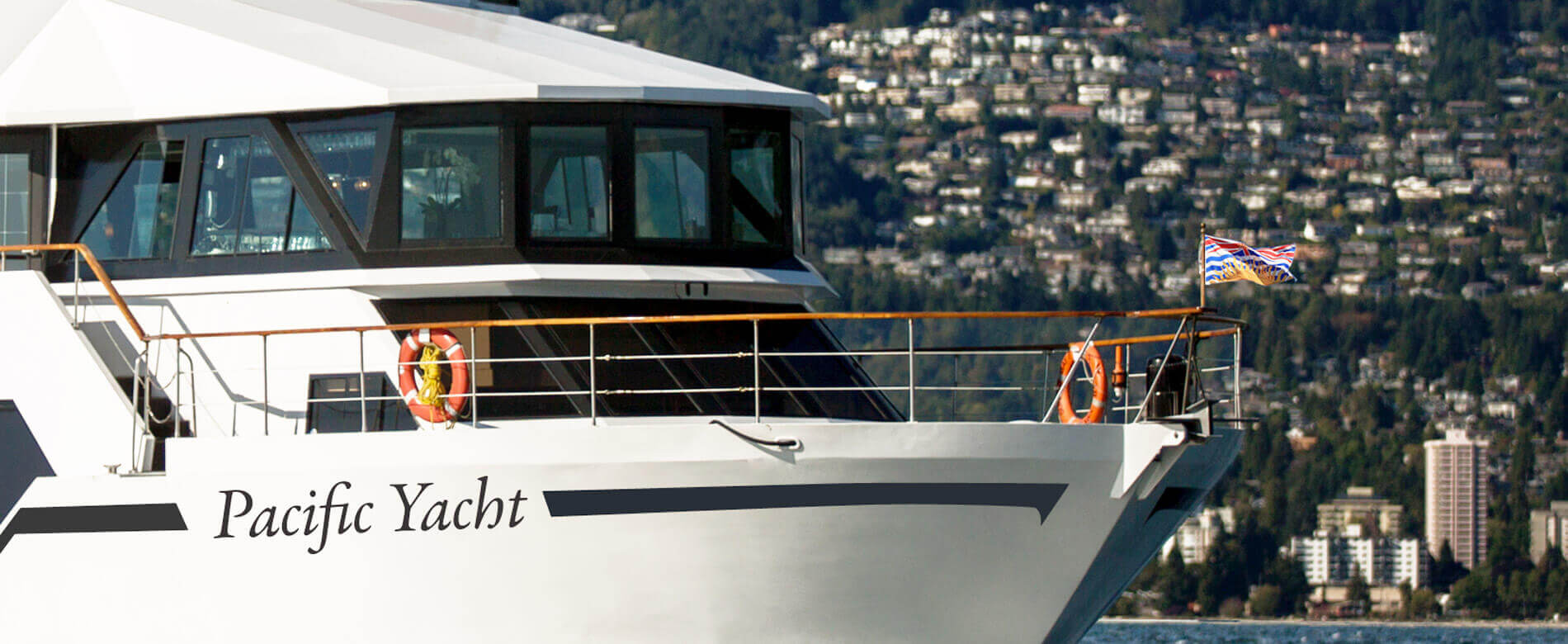 Pacific Yacht Charters Luxury Yacht Rental