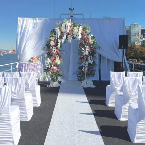 pacific yacht charters-events-HN Wedding (2)