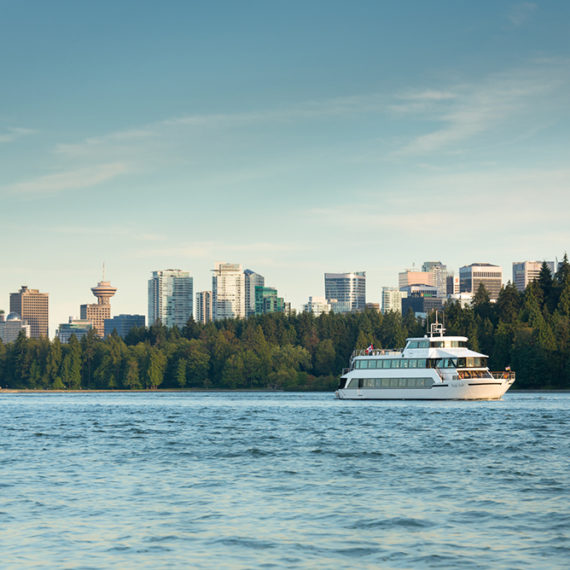 pacific yacht charters-the yacht-coal harbour